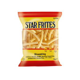 Star julienne pomfrit  7mm